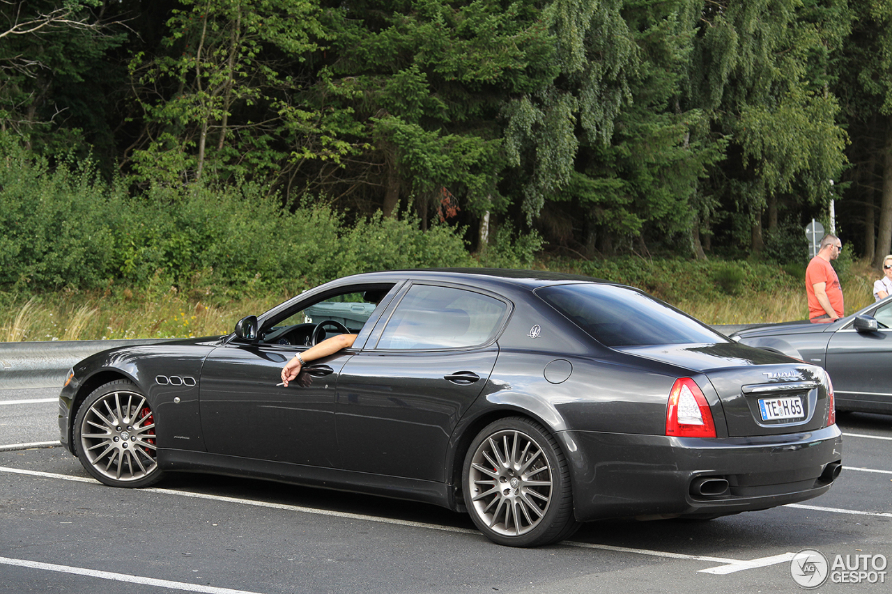 maserati quattroporte sport gt s 2009 9 september 2015 autogespot. Black Bedroom Furniture Sets. Home Design Ideas