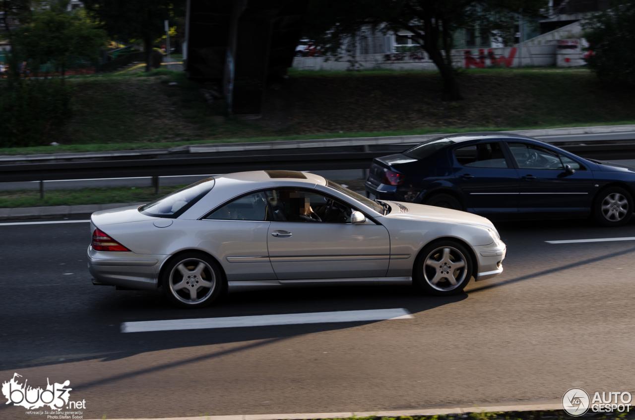 Mercedes benz cl 55 amg c215 9 september 2015 autogespot for Mercedes benz cl 55 amg