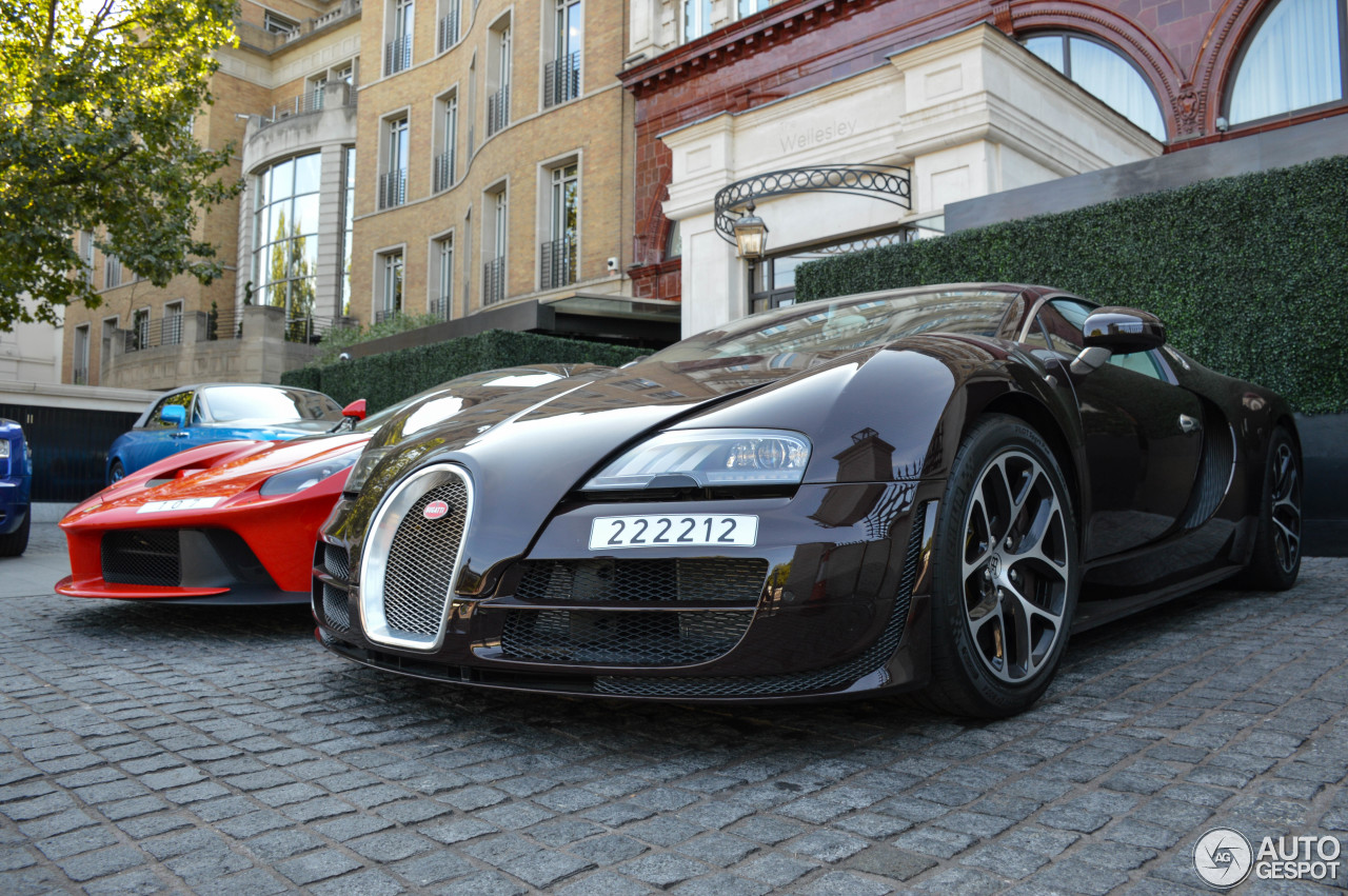 bugatti veyron 16 4 grand sport vitesse 10 september 2015 autogespot. Black Bedroom Furniture Sets. Home Design Ideas