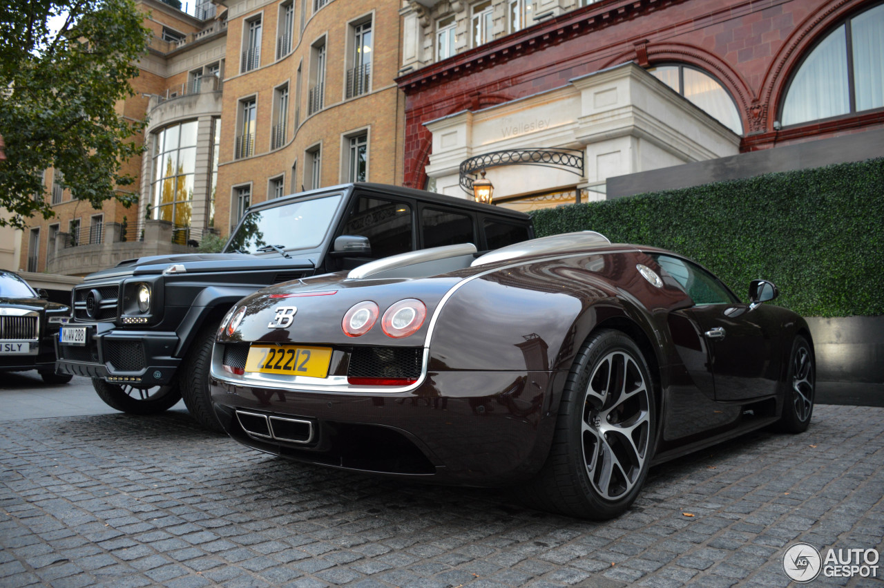 bugatti veyron 16 4 grand sport vitesse 10 september 2015 autogespot. Black Bedroom Furniture Sets. Home Design Ideas