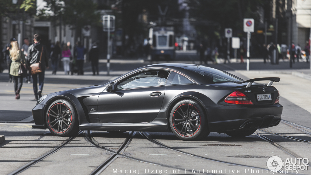 Mercedes benz sl 65 amg black series 10 september 2015 for Mercedes benz sl65 amg black series for sale