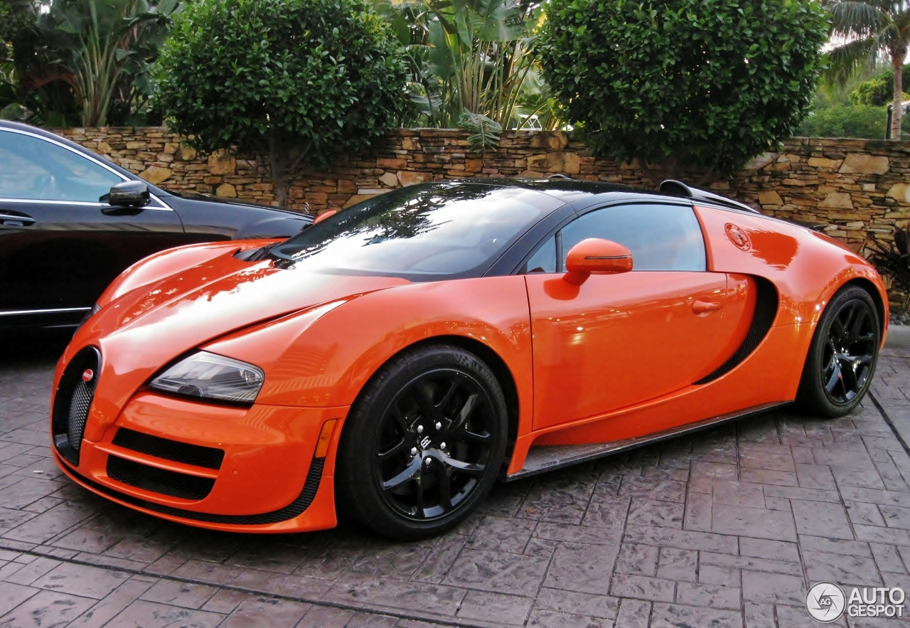 bugatti veyron 16 4 grand sport vitesse 12 september 2015 autogespot. Black Bedroom Furniture Sets. Home Design Ideas
