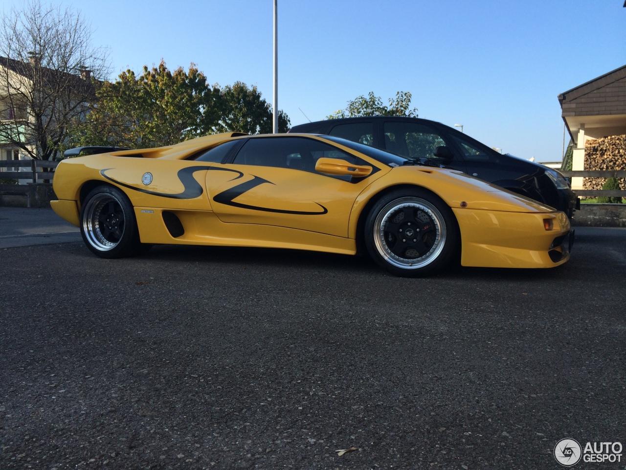 Lamborghini Diablo Sv 14 September 2015 Autogespot
