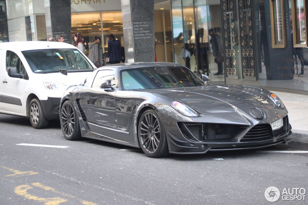 Mercedes benz mansory sls amg cormeum 14 september 2015 for 2015 mercedes benz sls amg for sale