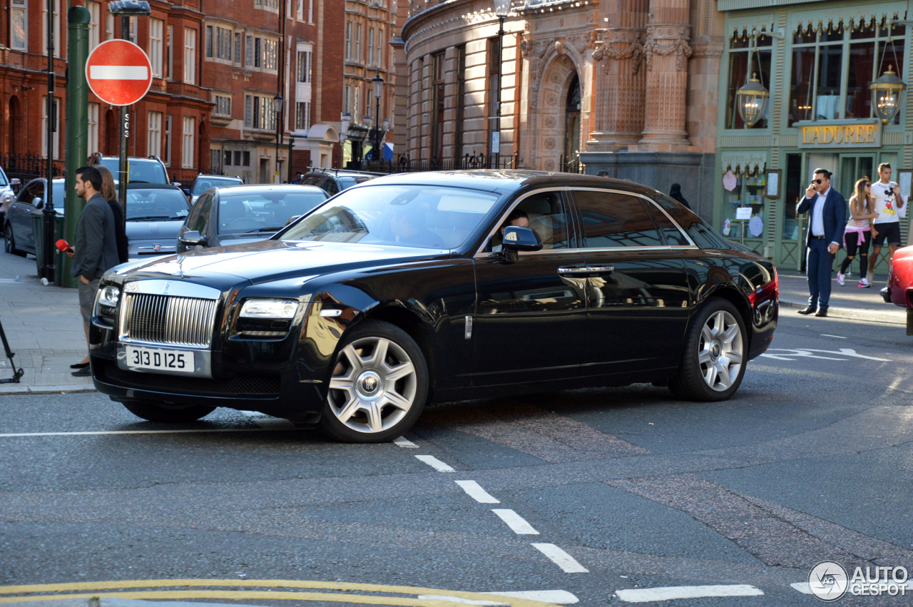 rolls royce ghost ewb 14 september 2015 autogespot. Black Bedroom Furniture Sets. Home Design Ideas