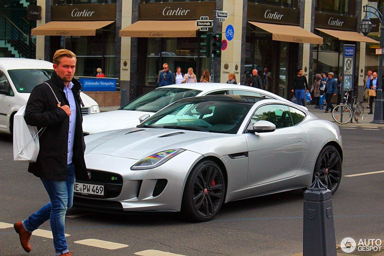 Jaguar F-TYPE R Coupé - 15 September 2015 - Autogespot