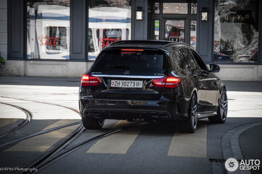 Mercedes Amg C 63 S Estate S205 15 September 2015 Autogespot