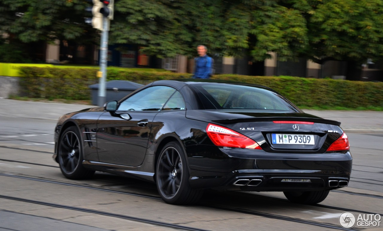 Mercedes benz sl 63 amg r231 15 september 2015 autogespot for Mercedes benz sl 63 amg