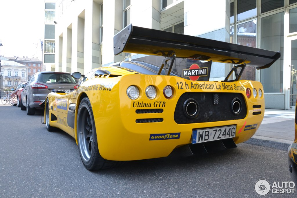 Ultima GTR 720 - 15 September 2015 - Autogespot
