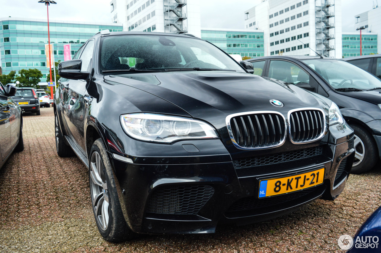 bmw x6 m e71 2013 16 september 2015 autogespot. Black Bedroom Furniture Sets. Home Design Ideas