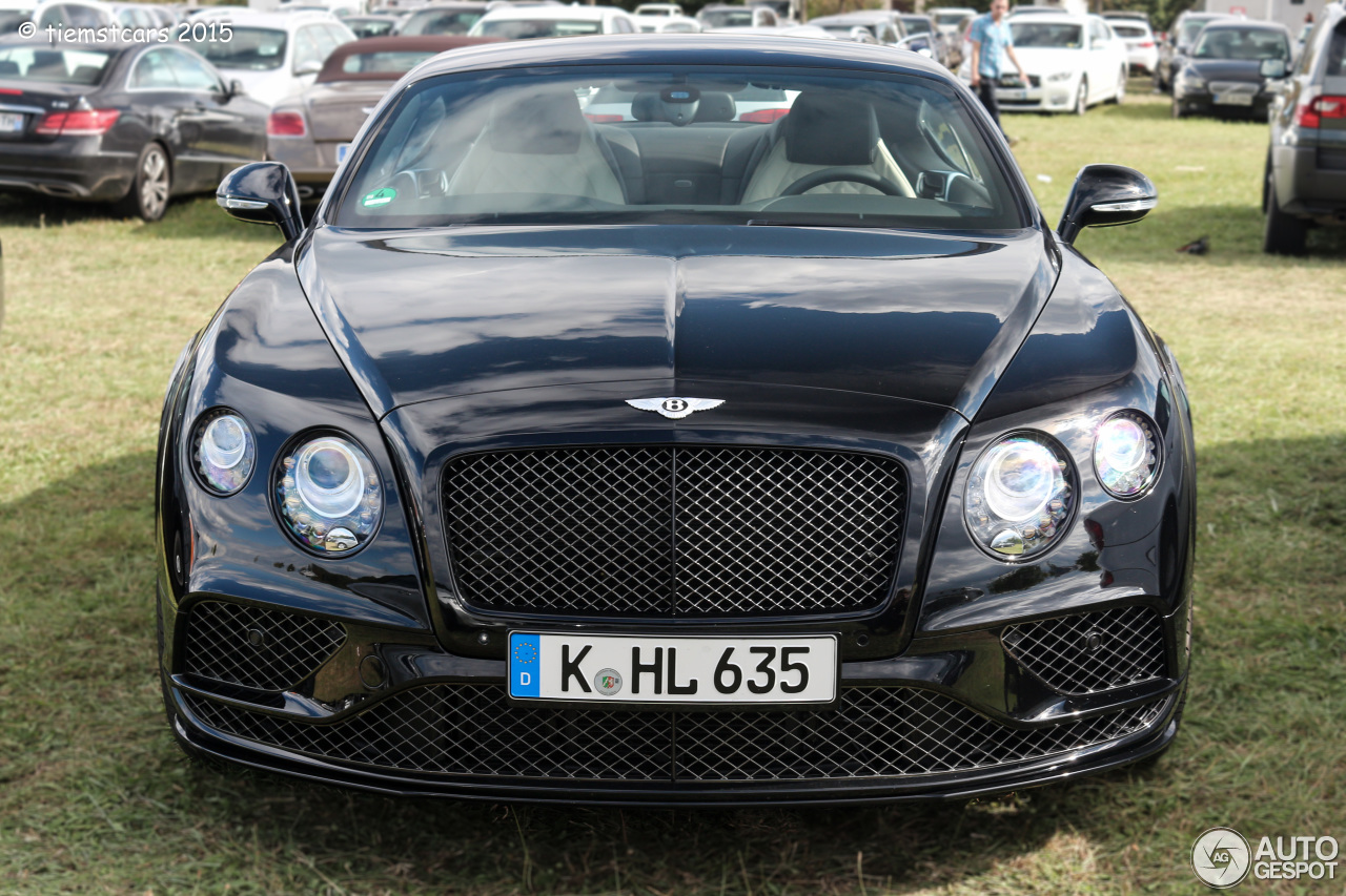 bentley continental gt speed 2016 17 september 2015 autogespot. Black Bedroom Furniture Sets. Home Design Ideas
