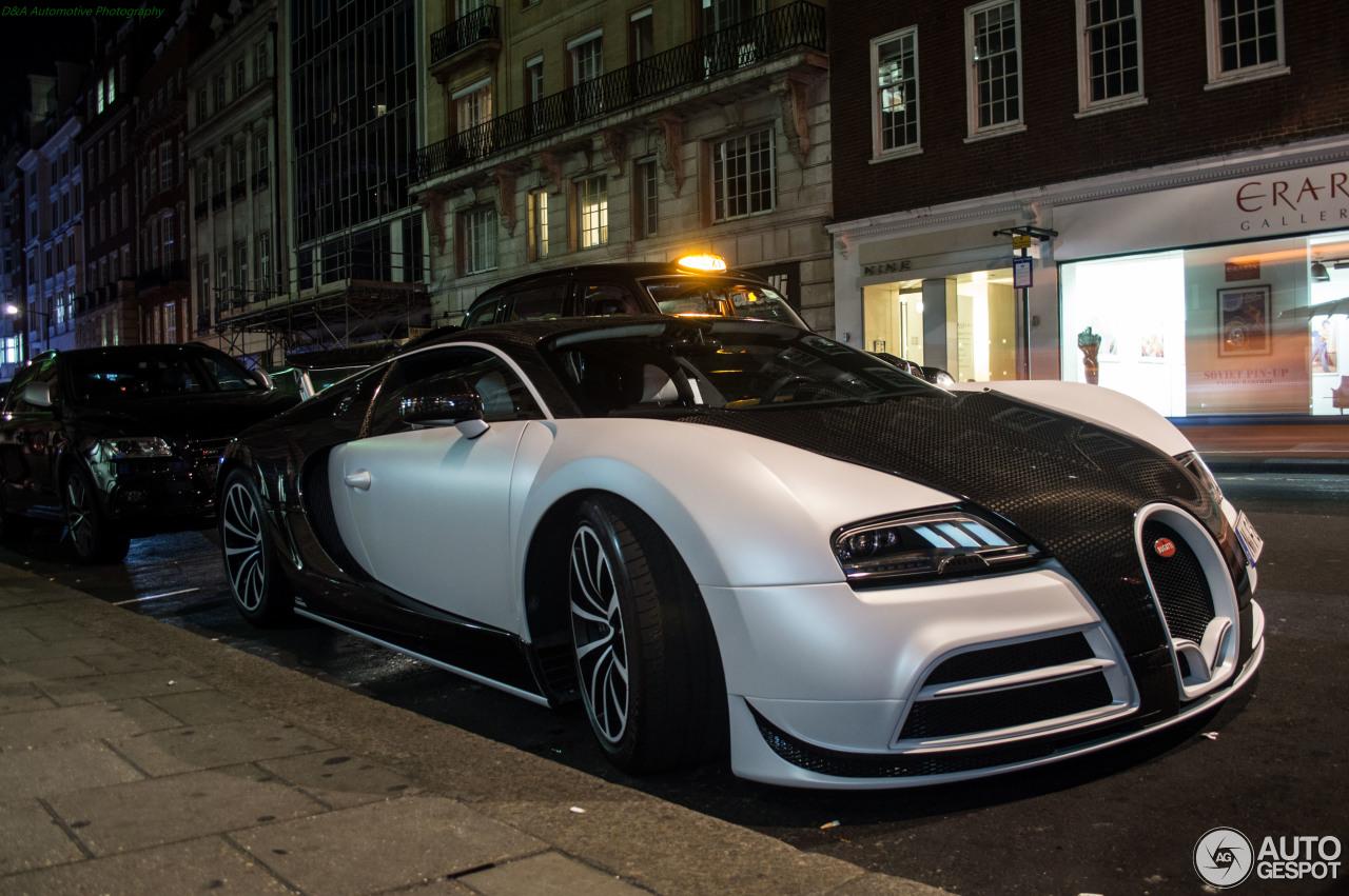 bugatti veyron 16 4 mansory vivere 18 september 2015 autogespot. Black Bedroom Furniture Sets. Home Design Ideas