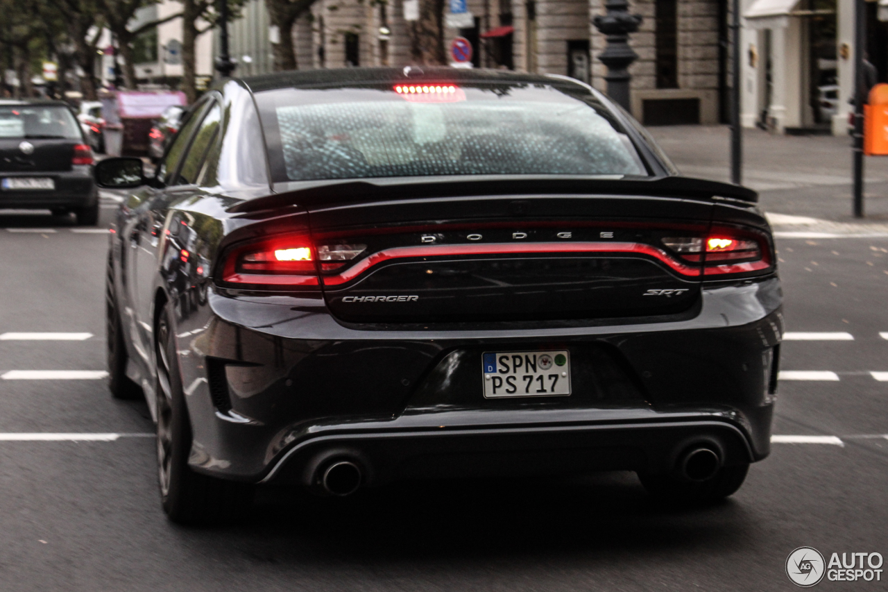 Dodge Charger Srt Hellcat 2015 19 September 2015