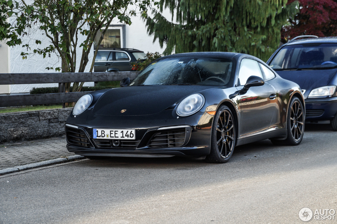 porsche 991 carrera s mkii 19 september 2015 autogespot. Black Bedroom Furniture Sets. Home Design Ideas