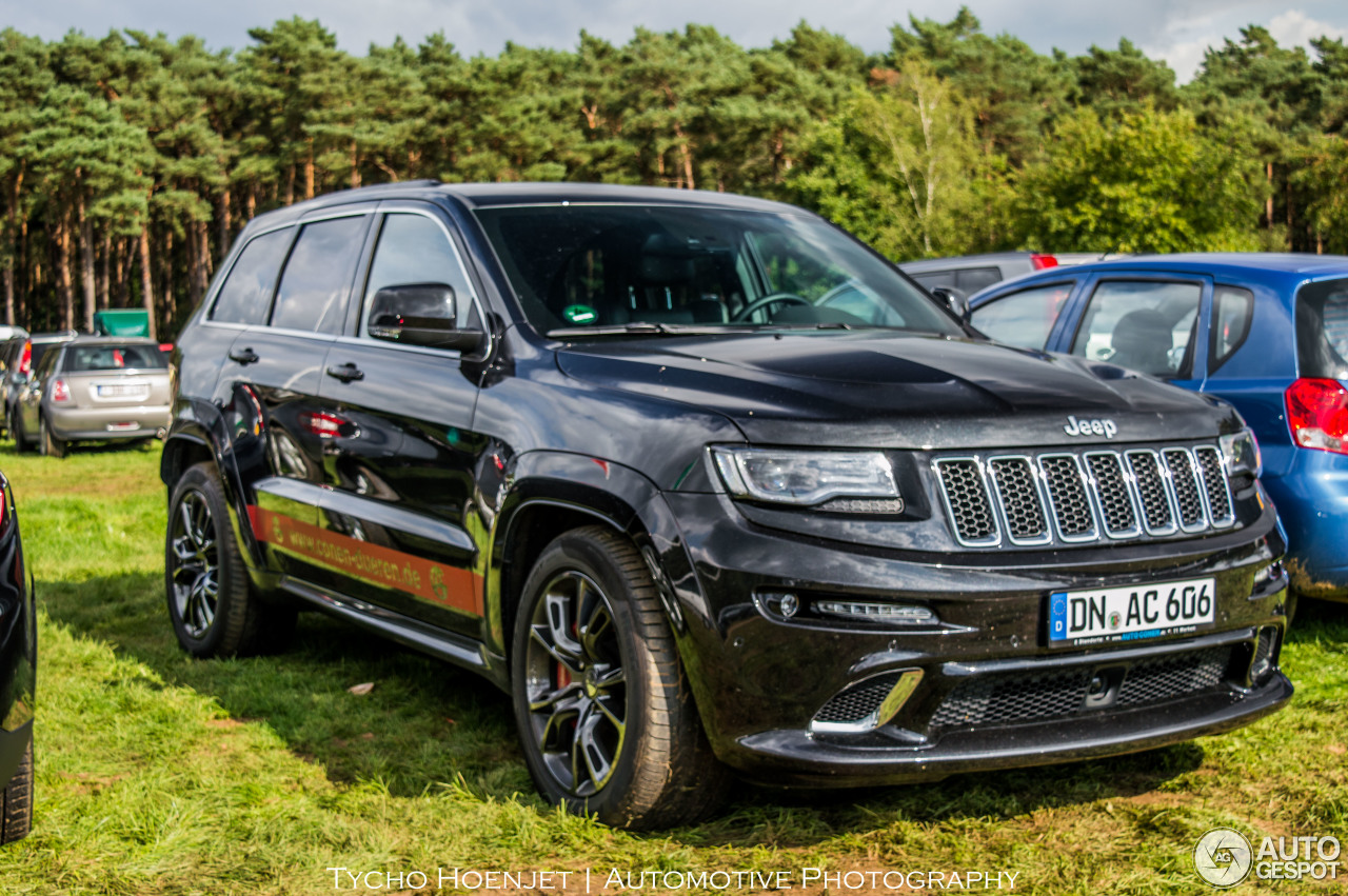 jeep grand cherokee srt 8 2013 20 september 2015 autogespot. Black Bedroom Furniture Sets. Home Design Ideas