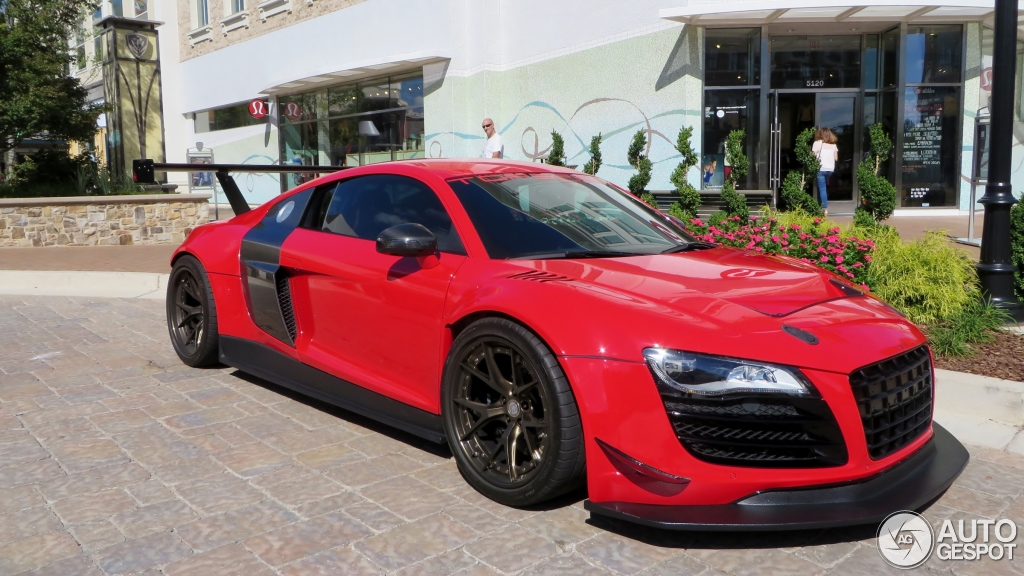 Audi R8 Top Speed Motorsports