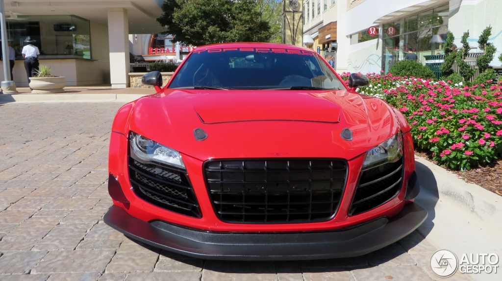 Audi R8 Top Speed Motorsports