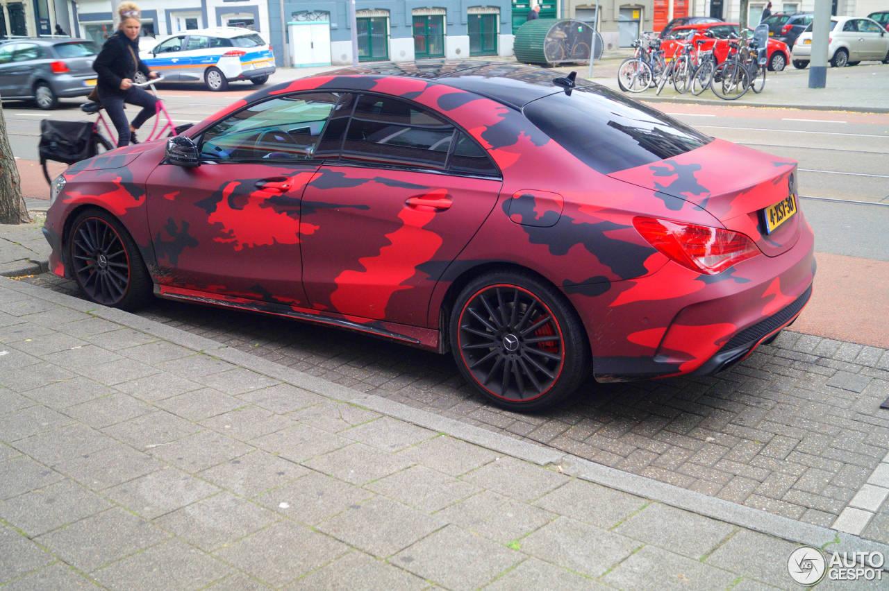 Mercedes Benz Cla 45 Amg C117 21 September 2015 Autogespot