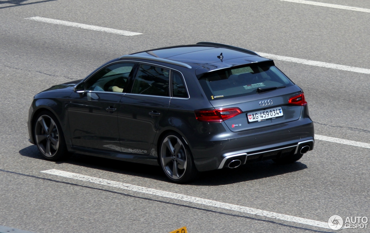 audi rs3 sportback 8v 22 septembre 2015 autogespot. Black Bedroom Furniture Sets. Home Design Ideas