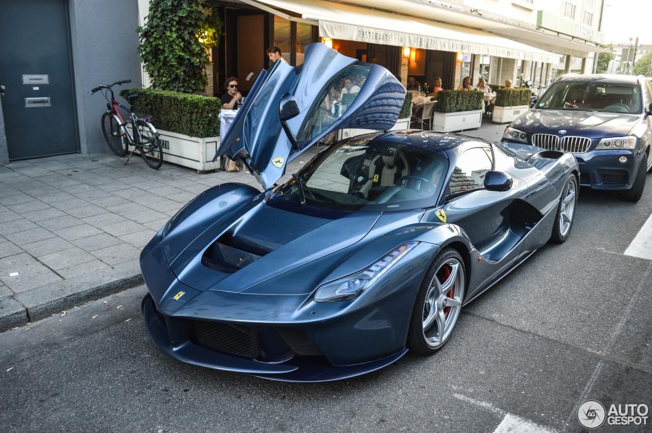 Ferrari Laferrari 22 September 2015 Autogespot