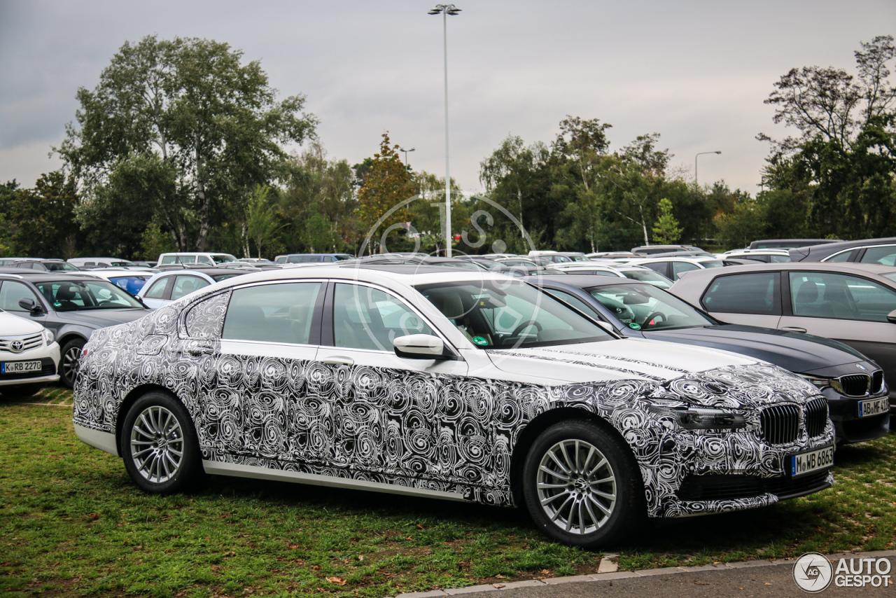 7 I BMW Series G11