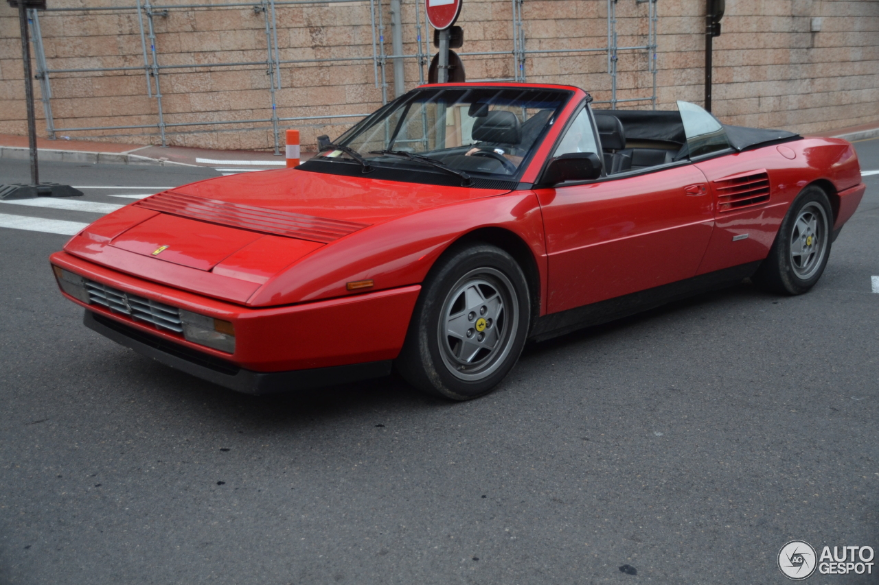 ferrari mondial t cabriolet 23 september 2015 autogespot. Black Bedroom Furniture Sets. Home Design Ideas