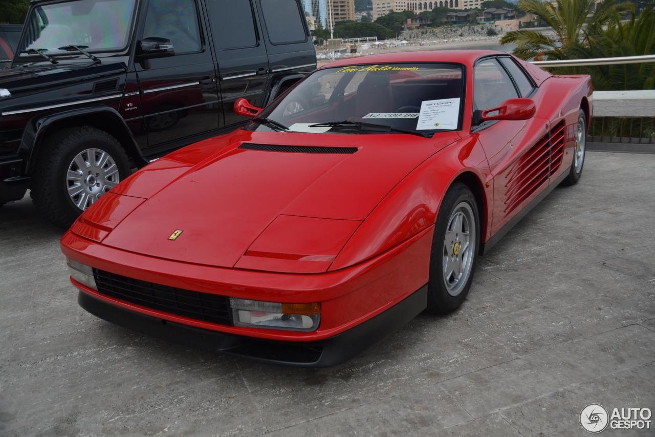 フェラーリ・テスタロッサの画像 p1_31