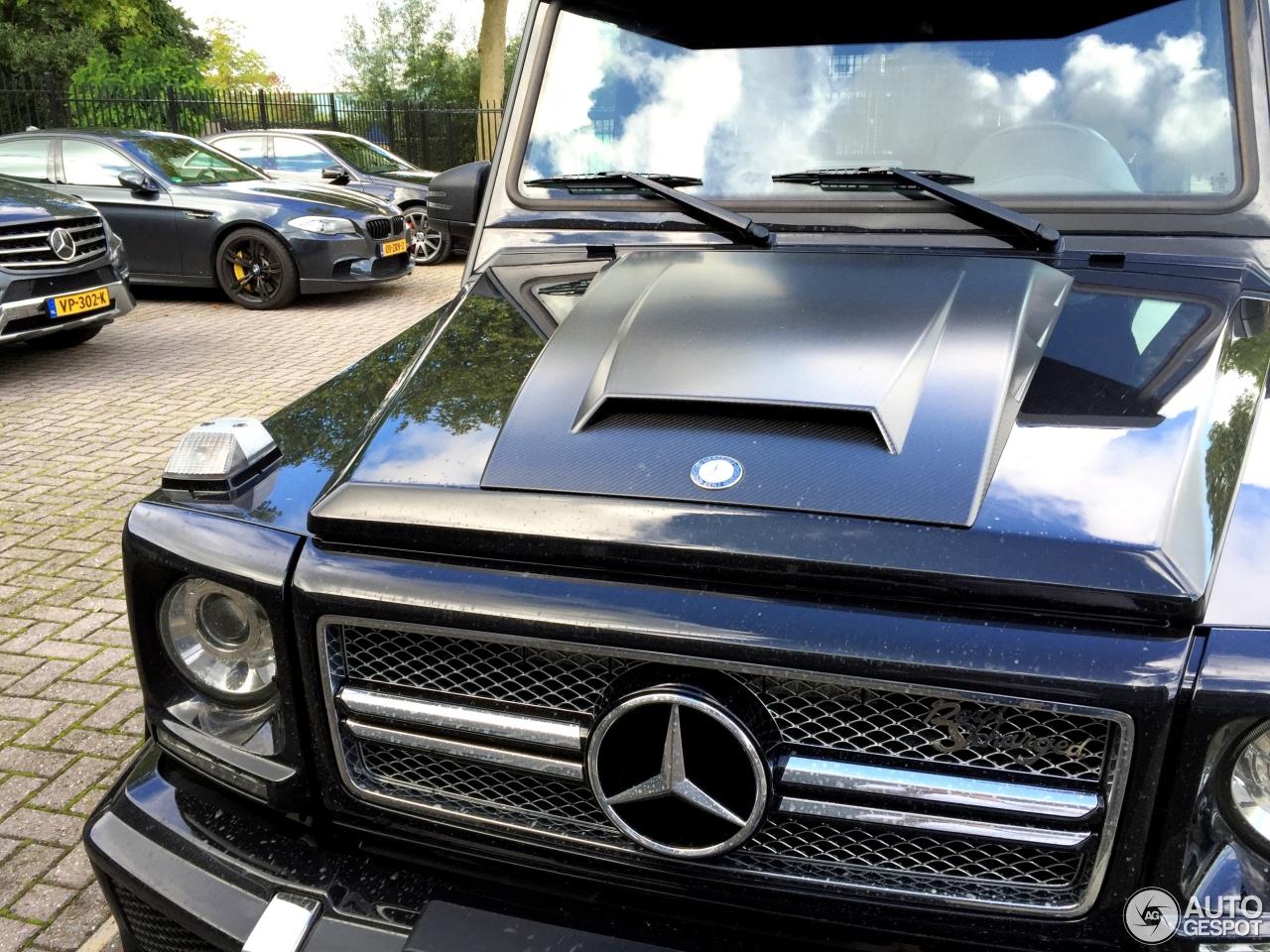Mercedes benz g 65 amg 23 september 2015 autogespot for Mercedes benz g 65 amg