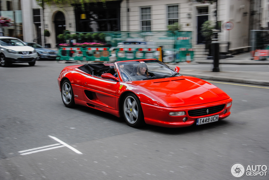 ferrari f355 spider 25 september 2015 autogespot. Black Bedroom Furniture Sets. Home Design Ideas