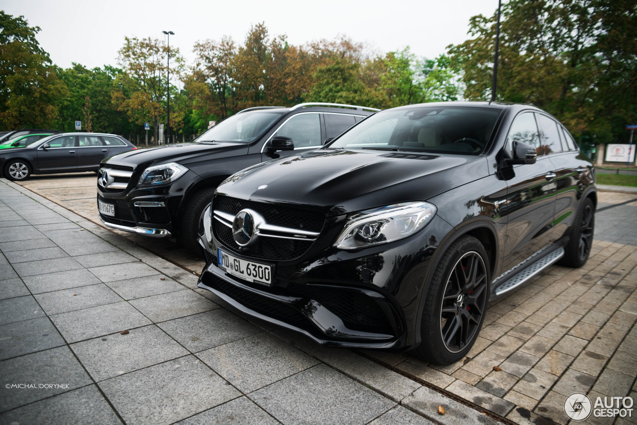 mercedes amg gle 63 s coup 25 september 2015 autogespot. Black Bedroom Furniture Sets. Home Design Ideas