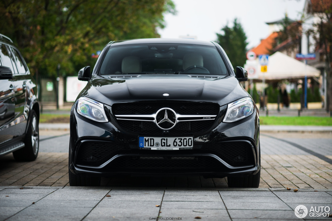 Mercedes amg gle 63 s coup 25 september 2015 autogespot