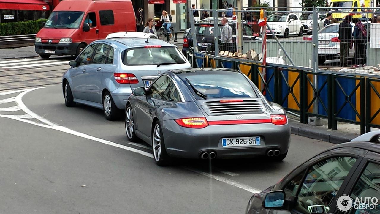 Porsche 997 Targa 4s Mkii 25 September 2015 Autogespot