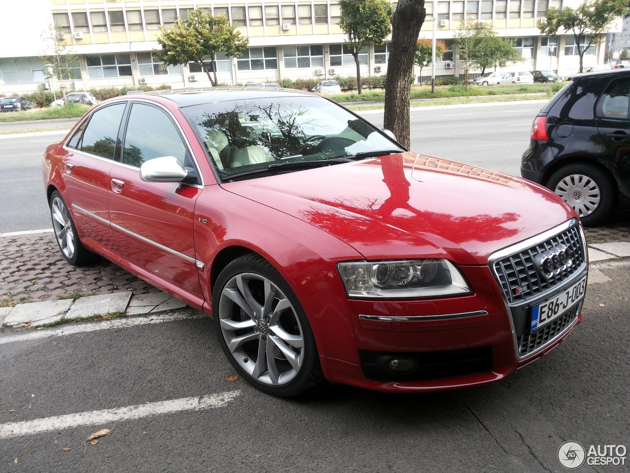 Audi S8 D3 26 September 2015 Autogespot