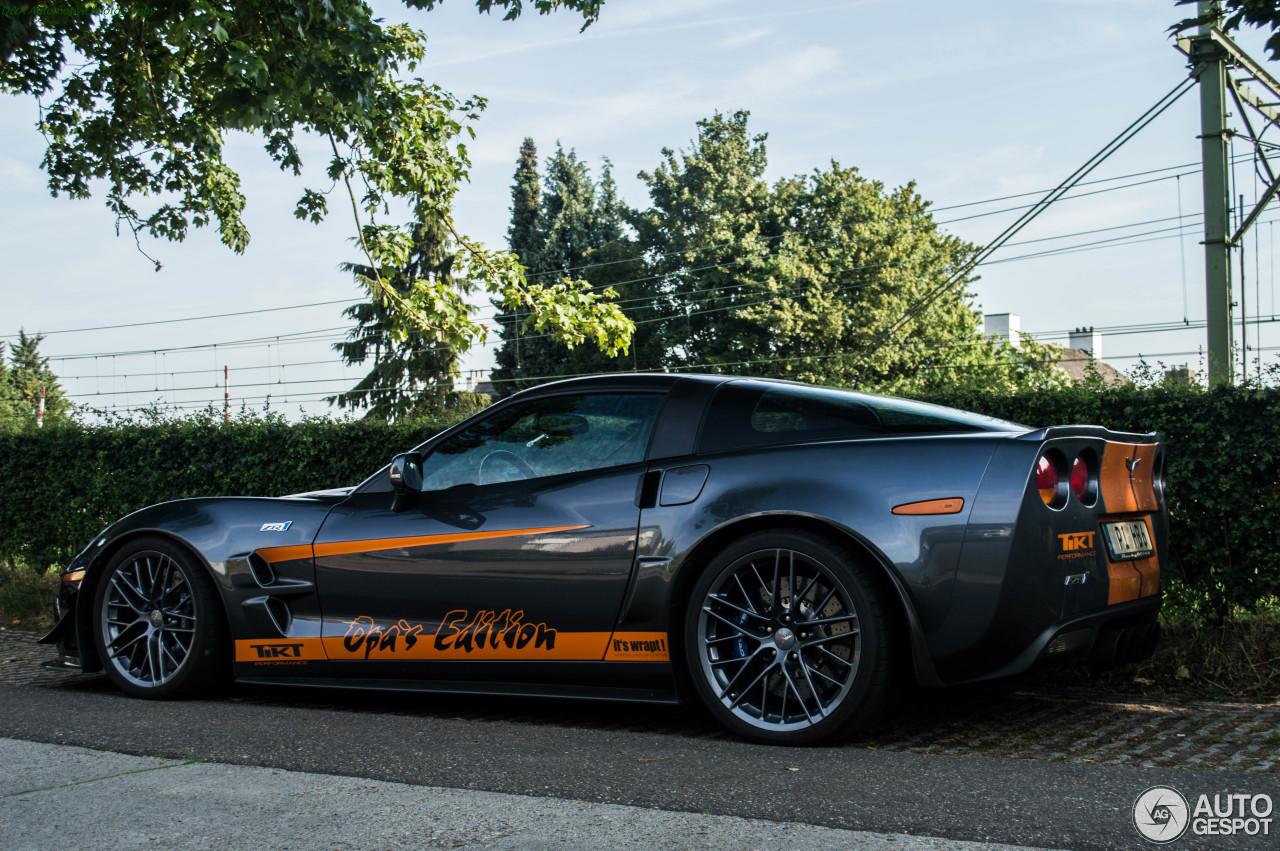 chevrolet tikt performance corvette zr1 rr - 26 september 2015