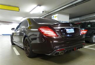 Mercedes-Benz Brabus S B63-650 V222