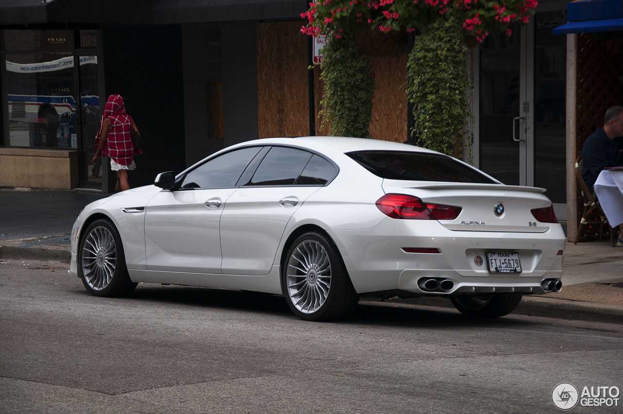 4 I Alpina B6 BiTurbo Gran Coupe