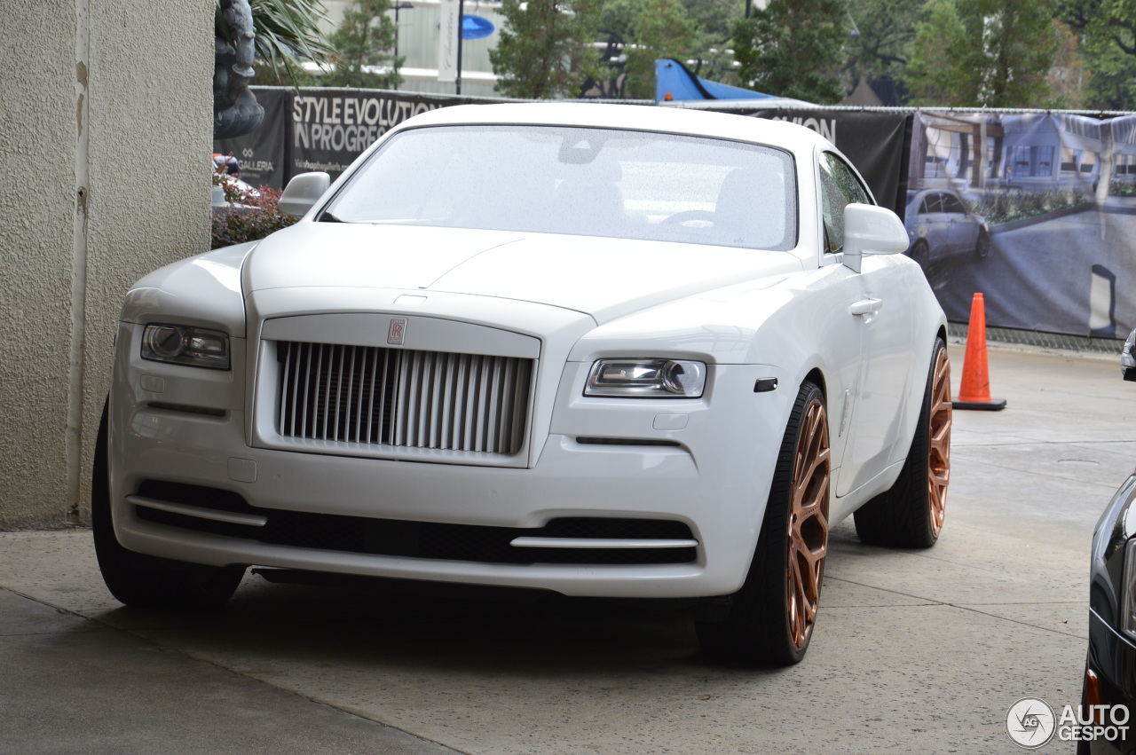 66cd048a9c64 Rolls-Royce Wraith - 28 September 2015 - Autogespot