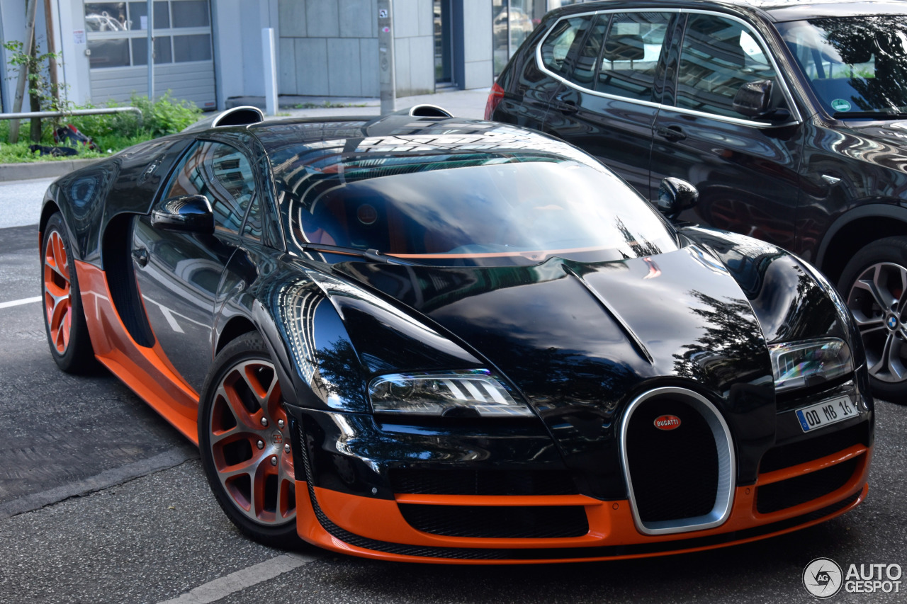 bugatti veyron 16 4 grand sport vitesse 30 september. Black Bedroom Furniture Sets. Home Design Ideas