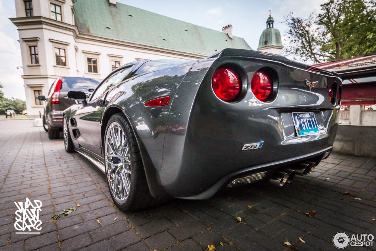 chevrolet corvette zr1 - 30 september 2015