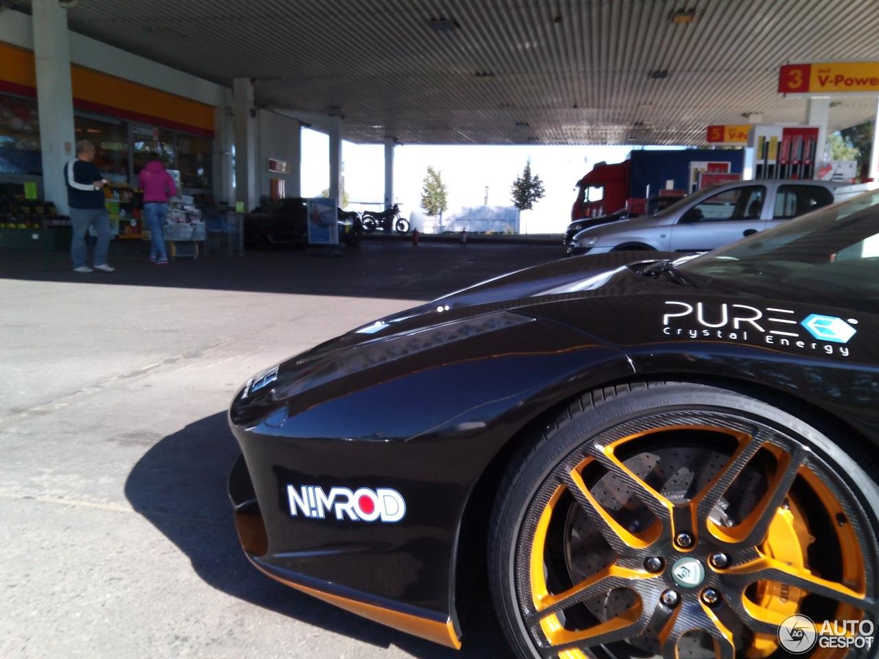 Ferrari 458 Italia Nimrod Zero
