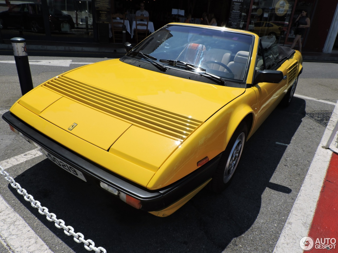 ferrari mondial 8 cabriolet 1 october 2015 autogespot. Black Bedroom Furniture Sets. Home Design Ideas