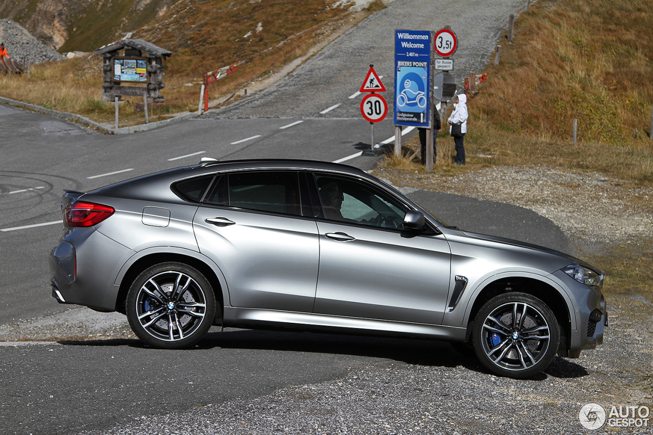 BMW X6 M F86 - 2 October 2015 - Autogespot