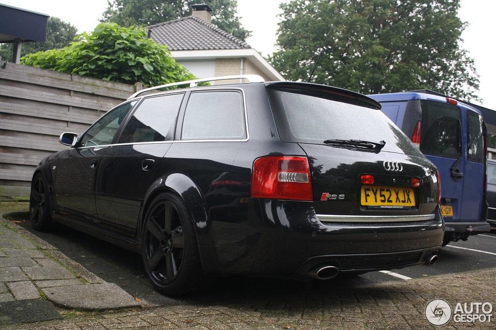 Audi Rs6 Avant C5 4 October 2015 Autogespot