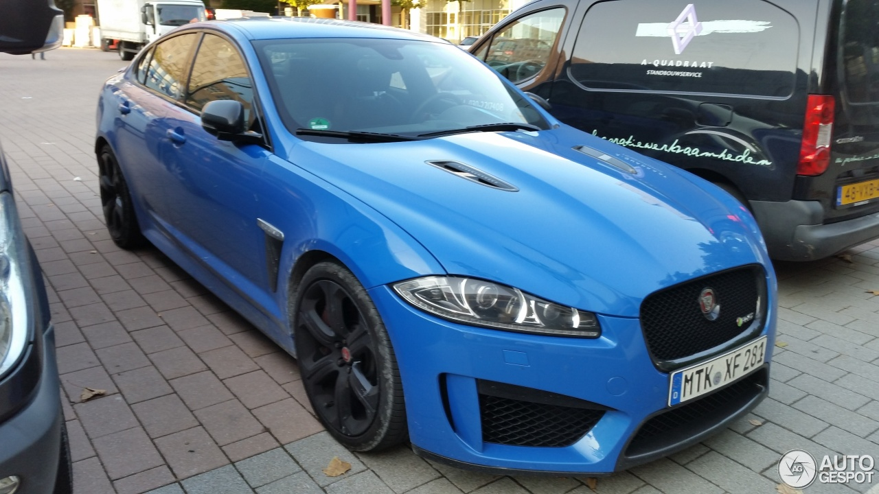 jaguar xfr s 4 october 2015 autogespot. Black Bedroom Furniture Sets. Home Design Ideas