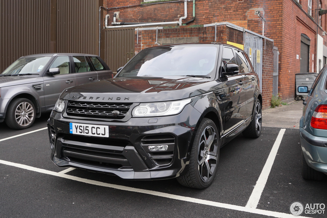2014 Range Rover Sport For Sale >> Land Rover Overfinch Range Rover Sport Autobiography 2014 ...