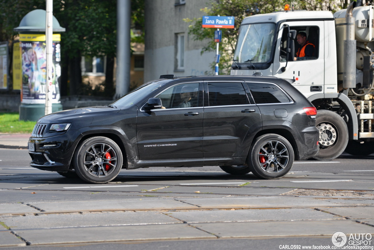 jeep grand cherokee srt 8 2013 6 october 2015 autogespot. Cars Review. Best American Auto & Cars Review