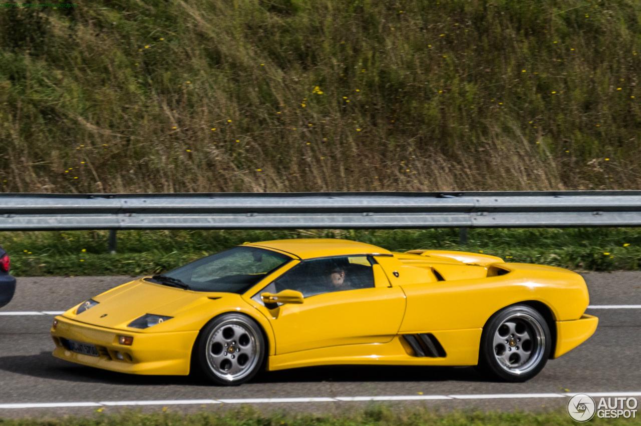 Lamborghini Diablo Vt Roadster 7 October 2015 Autogespot