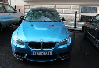 BMW M3 E92 Coupé Carbon Edition
