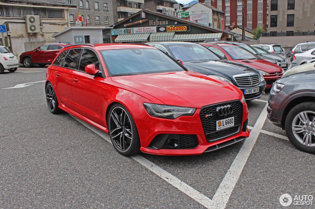 Audi Rs6 Avant C7 9 October 2015 Autogespot