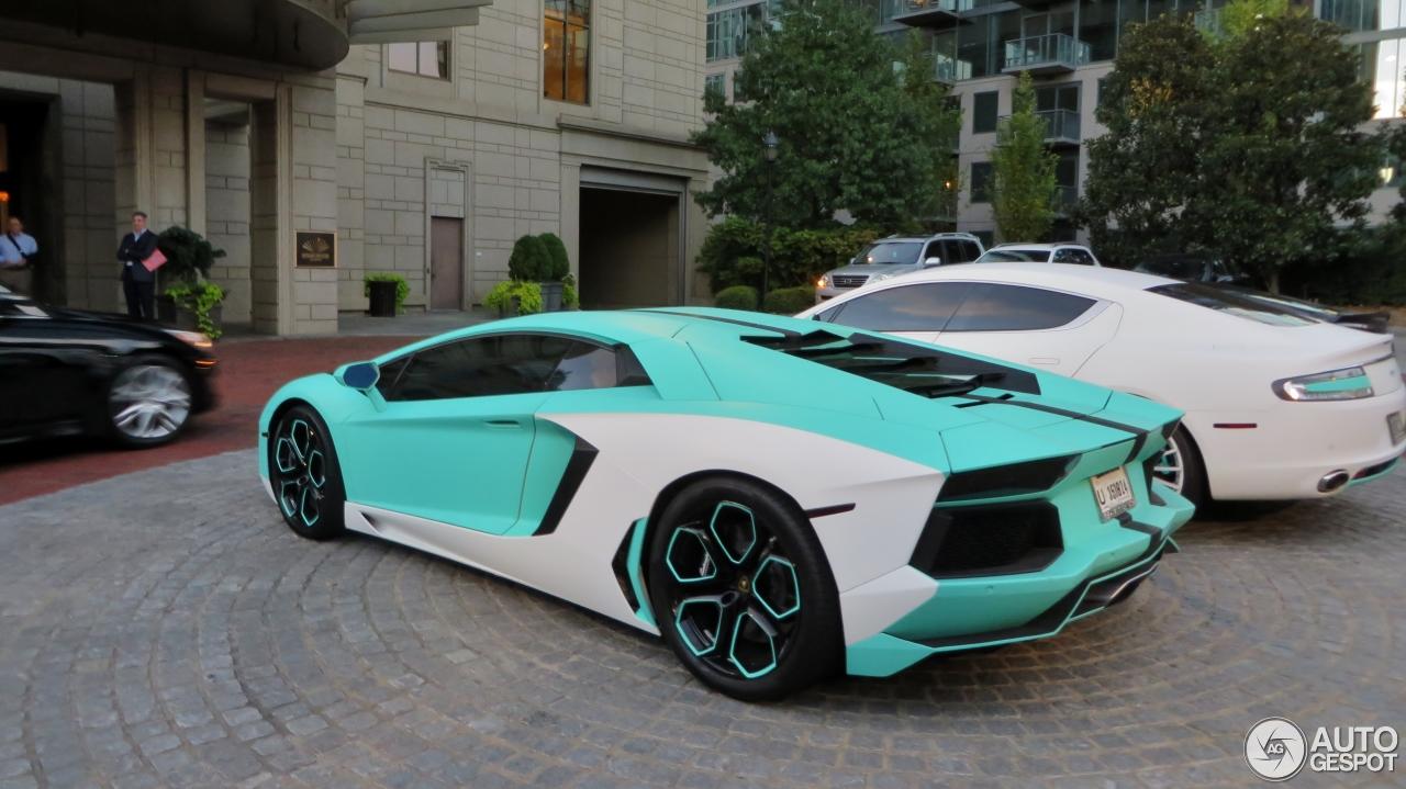 Lamborghini Aventador Lp700 4 9 October 2015 Autogespot